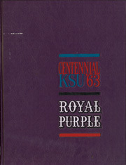 1963 Edition, Kansas State University - Royal Purple Yearbook (Manhattan, KS)