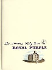 Page 5, 1963 Edition, Kansas State University - Royal Purple Yearbook (Manhattan, KS) online yearbook collection