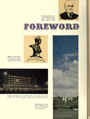 Page 8, 1963 Edition, Kansas State University - Royal Purple Yearbook (Manhattan, KS) online yearbook collection