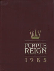 Kansas State University - Royal Purple Yearbook (Manhattan, KS) online yearbook collection, 1985 Edition, Page 1
