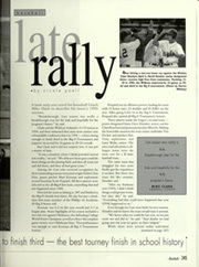 Page 249, 1996 Edition, Kansas State University - Royal Purple Yearbook (Manhattan, KS) online yearbook collection