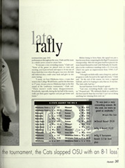 Page 251, 1996 Edition, Kansas State University - Royal Purple Yearbook (Manhattan, KS) online yearbook collection