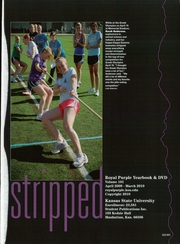 Page 5, 2010 Edition, Kansas State University - Royal Purple Yearbook (Manhattan, KS) online yearbook collection