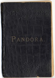University of Georgia - Pandora Yearbook (Athens, GA) online yearbook collection, 1886 Edition, Page 1