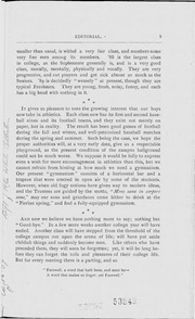 Page 7, 1886 Edition, University of Georgia - Pandora Yearbook (Athens, GA) online yearbook collection