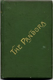 University of Georgia - Pandora Yearbook (Athens, GA) online yearbook collection, 1890 Edition, Page 1