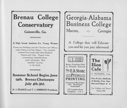 Page 299, 1911 Edition, University of Georgia - Pandora Yearbook (Athens, GA) online yearbook collection
