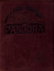 University of Georgia - Pandora Yearbook (Athens, GA) online yearbook collection, 1912 Edition, Page 1