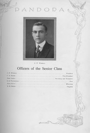 Page 17, 1915 Edition, University of Georgia - Pandora Yearbook (Athens, GA) online yearbook collection