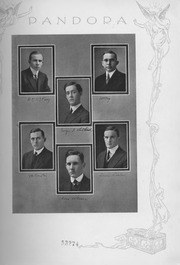 Page 9, 1915 Edition, University of Georgia - Pandora Yearbook (Athens, GA) online yearbook collection