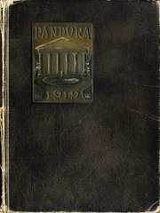 University of Georgia - Pandora Yearbook (Athens, GA) online yearbook collection, 1919 Edition, Page 1