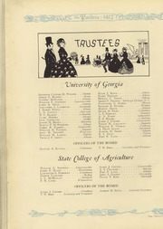Page 28, 1927 Edition, University of Georgia - Pandora Yearbook (Athens, GA) online yearbook collection