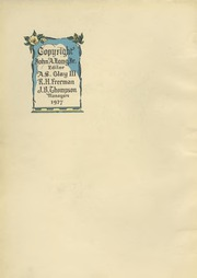 Page 6, 1927 Edition, University of Georgia - Pandora Yearbook (Athens, GA) online yearbook collection