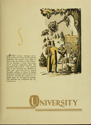 Page 15, 1932 Edition, University of Georgia - Pandora Yearbook (Athens, GA) online yearbook collection