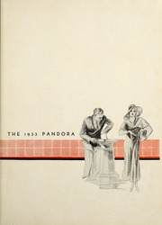 Page 7, 1933 Edition, University of Georgia - Pandora Yearbook (Athens, GA) online yearbook collection