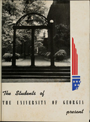 Page 5, 1942 Edition, University of Georgia - Pandora Yearbook (Athens, GA) online yearbook collection