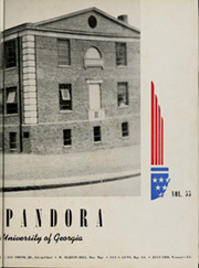 Page 7, 1942 Edition, University of Georgia - Pandora Yearbook (Athens, GA) online yearbook collection