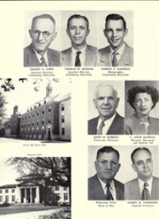 Page 16, 1956 Edition, University of Georgia - Pandora Yearbook (Athens, GA) online yearbook collection