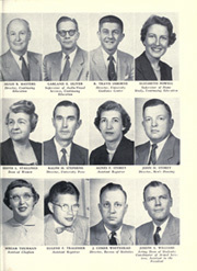 Page 17, 1956 Edition, University of Georgia - Pandora Yearbook (Athens, GA) online yearbook collection