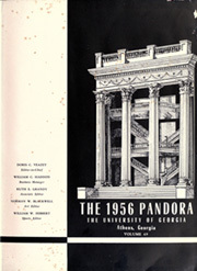 Page 5, 1956 Edition, University of Georgia - Pandora Yearbook (Athens, GA) online yearbook collection