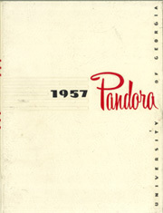 University of Georgia - Pandora Yearbook (Athens, GA) online yearbook collection, 1957 Edition, Page 1