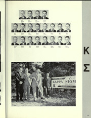 Page 145, 1961 Edition, University of Georgia - Pandora Yearbook (Athens, GA) online yearbook collection