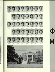 Page 161, 1961 Edition, University of Georgia - Pandora Yearbook (Athens, GA) online yearbook collection