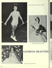 Page 208, 1961 Edition, University of Georgia - Pandora Yearbook (Athens, GA) online yearbook collection