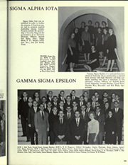 Page 349, 1961 Edition, University of Georgia - Pandora Yearbook (Athens, GA) online yearbook collection
