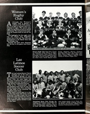 Page 208, 1984 Edition, University of Georgia - Pandora Yearbook (Athens, GA) online yearbook collection