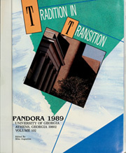 Page 5, 1989 Edition, University of Georgia - Pandora Yearbook (Athens, GA) online yearbook collection