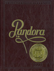 Page 1, 1990 Edition, University of Georgia - Pandora Yearbook (Athens, GA) online yearbook collection