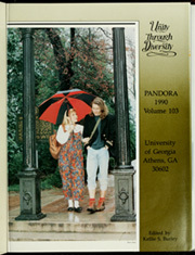 Page 5, 1990 Edition, University of Georgia - Pandora Yearbook (Athens, GA) online yearbook collection