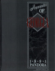 1991 Edition, University of Georgia - Pandora Yearbook (Athens, GA)