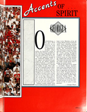 Page 11, 1991 Edition, University of Georgia - Pandora Yearbook (Athens, GA) online yearbook collection