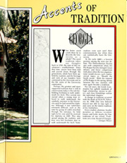 Page 13, 1991 Edition, University of Georgia - Pandora Yearbook (Athens, GA) online yearbook collection