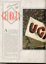 Page 2, 1991 Edition, University of Georgia - Pandora Yearbook (Athens, GA) online yearbook collection