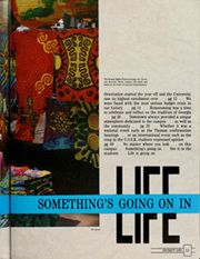Page 15, 1992 Edition, University of Georgia - Pandora Yearbook (Athens, GA) online yearbook collection