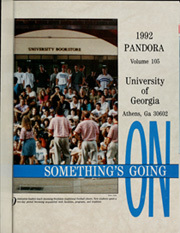Page 5, 1992 Edition, University of Georgia - Pandora Yearbook (Athens, GA) online yearbook collection