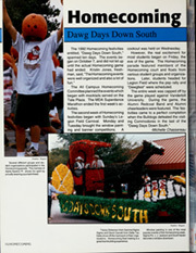 Page 14, 1993 Edition, University of Georgia - Pandora Yearbook (Athens, GA) online yearbook collection
