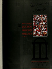 Page 7, 1994 Edition, University of Georgia - Pandora Yearbook (Athens, GA) online yearbook collection