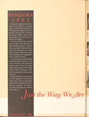 Page 2, 1995 Edition, University of Georgia - Pandora Yearbook (Athens, GA) online yearbook collection