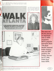 Page 39, 1995 Edition, University of Georgia - Pandora Yearbook (Athens, GA) online yearbook collection
