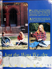 Page 7, 1995 Edition, University of Georgia - Pandora Yearbook (Athens, GA) online yearbook collection