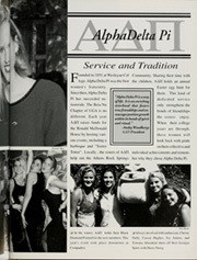 Page 205, 1997 Edition, University of Georgia - Pandora Yearbook (Athens, GA) online yearbook collection