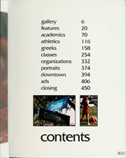 Page 9, 1998 Edition, University of Georgia - Pandora Yearbook (Athens, GA) online yearbook collection