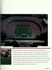 Page 15, 2000 Edition, University of Georgia - Pandora Yearbook (Athens, GA) online yearbook collection