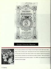 Page 16, 2000 Edition, University of Georgia - Pandora Yearbook (Athens, GA) online yearbook collection