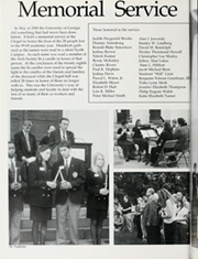 Page 22, 2001 Edition, University of Georgia - Pandora Yearbook (Athens, GA) online yearbook collection