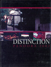 2002 Edition, University of Georgia - Pandora Yearbook (Athens, GA)